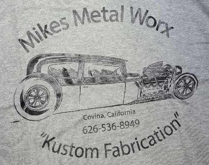 Mikes Metal Worx T-shirt