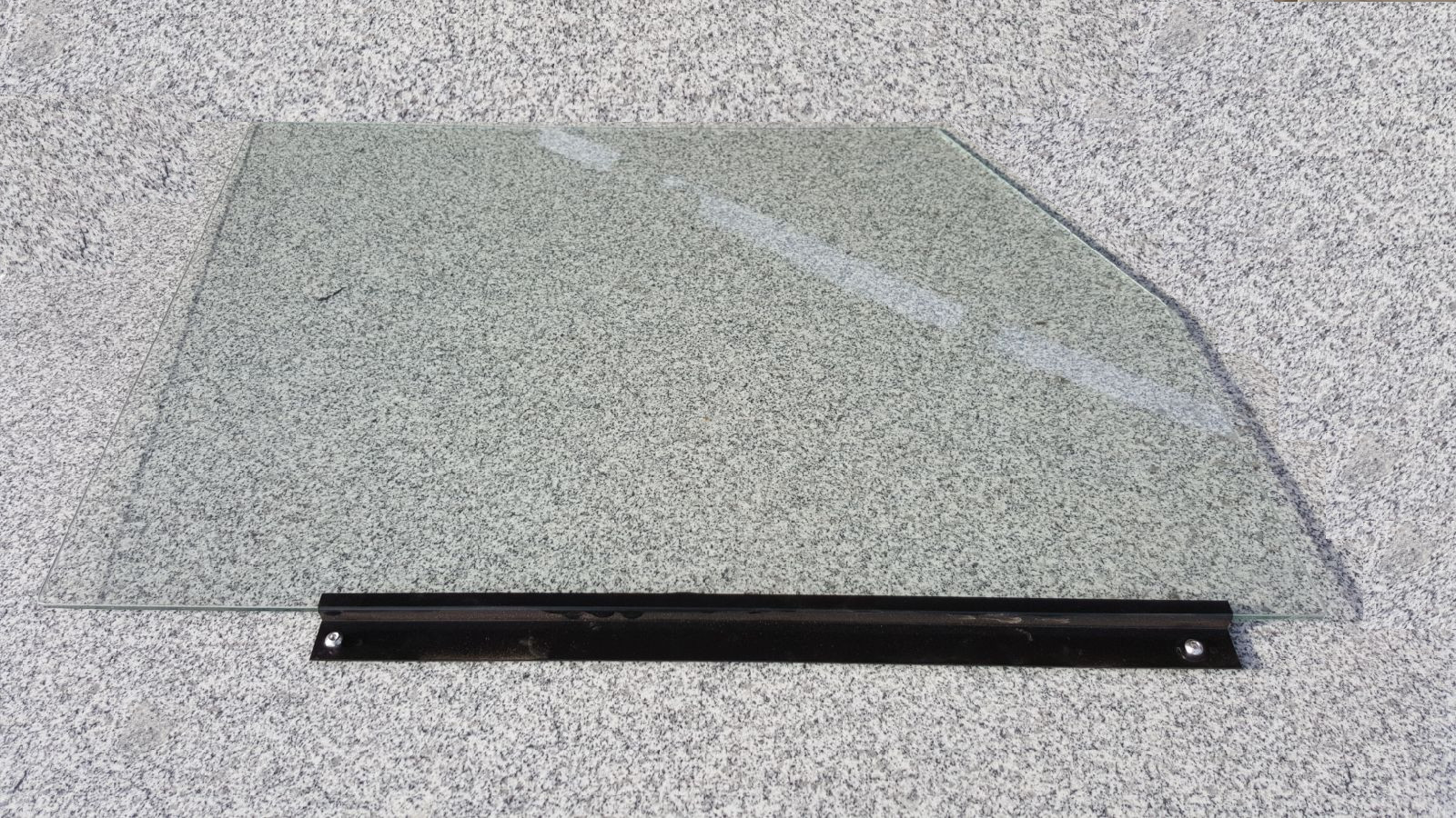Bronco Replacement Clear Side Glass